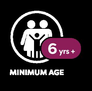 Minimun-age-6years-logo